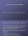 international-businessho Free download PDF and Read online