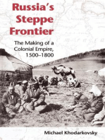 Russia's Steppe Frontier