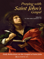 Praying with Saint John's Gospel