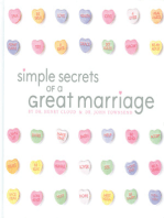 Simple Secrets of a Great Marriage