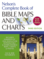 Nelson's Complete Book of Bible Maps and Charts, 3rd Edition