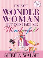 I'm Not Wonder Woman