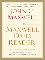 The Maxwell Daily Reader