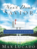 Next Door Savior Participant's Guide
