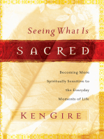 Seeing What Is Sacred