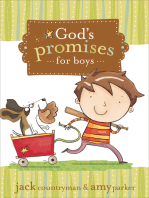 God's Promises for Boys
