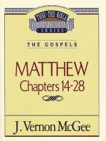Thru the Bible Vol. 35