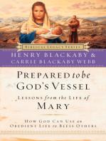 Prepared to be God's Vessel
