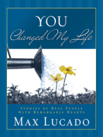 You Changed My Life