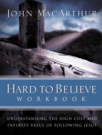 Hard to Believe Workbook