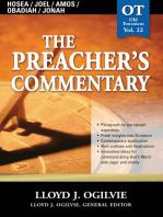 The Preacher's Commentary - Vol. 22