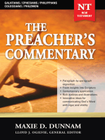 The Preacher's Commentary - Vol. 31