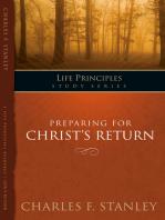Preparing for Christ's Return