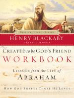 Created to Be God's Friend Workbook