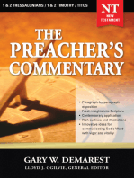 The Preacher's Commentary - Vol. 32