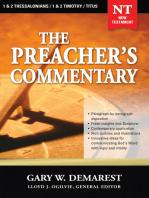 The Preacher's Commentary - Vol. 32