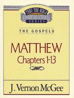 Thru the Bible Vol. 34