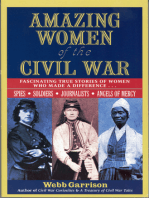 Amazing Women of the Civil War