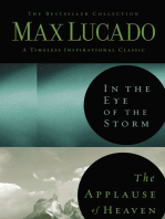 Lucado 2in1 (In the Eye of the Storm and Applause of Heaven)