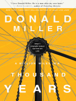 A Million Miles in a Thousand Years