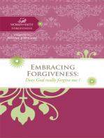 Embracing Forgiveness