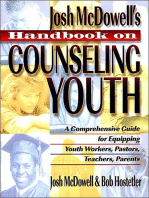 Handbook on Counseling Youth