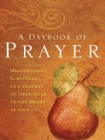 A Daybook of Prayer