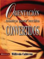 Orientación básica para recién convertidos