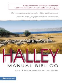 Manual bíblico de Halley con la Nueva Versión Internacional
