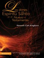 Los dones del Espíritu Santo en el Nuevo Testamento
