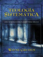 Teología Sistemática de Grudem: Introducción a la doctrina bíblica