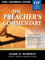The Preacher's Commentary - Vol. 11