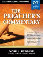 The Preacher's Commentary - Vol. 16