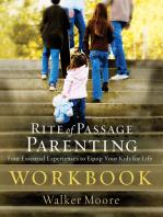 Rite of Passage Parenting Workbook
