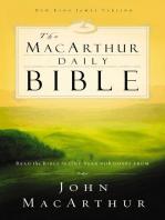 NKJV, The MacArthur Daily Bible, eBook