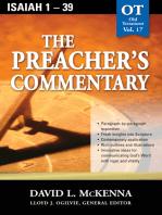 The Preacher's Commentary - Vol. 17