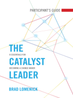 The Catalyst Leader Participant's Guide