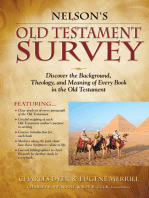 Nelson's Old Testament Survey