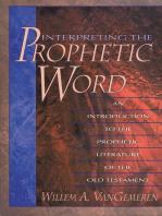 Interpreting the Prophetic Word