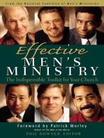 Effective Men's Ministry
