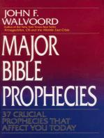 Major Bible Prophecies