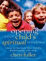 Opening Your Child's Spiritual Windows