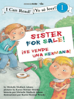 Sister For Sale! /  Hermana a la venta: Biblical Values