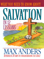 What You Need to Know About Salvation in 12 Lessons