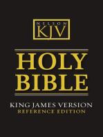 KJV, Reference Bible, eBook: Holy Bible, King James Version