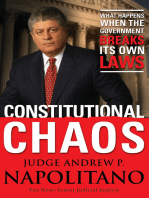 Constitutional Chaos