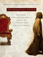 Dethroning Jesus