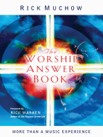 The Worship Answer Book: Foreword by Rick Warren