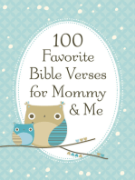 100 Favorite Bible Verses for Mommy and Me