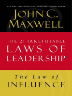 The Law of Influence